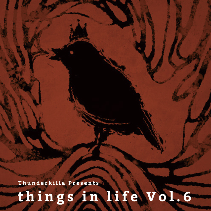 'Things In Life Vol.6' by Thunderkilla [Mix-CD]
