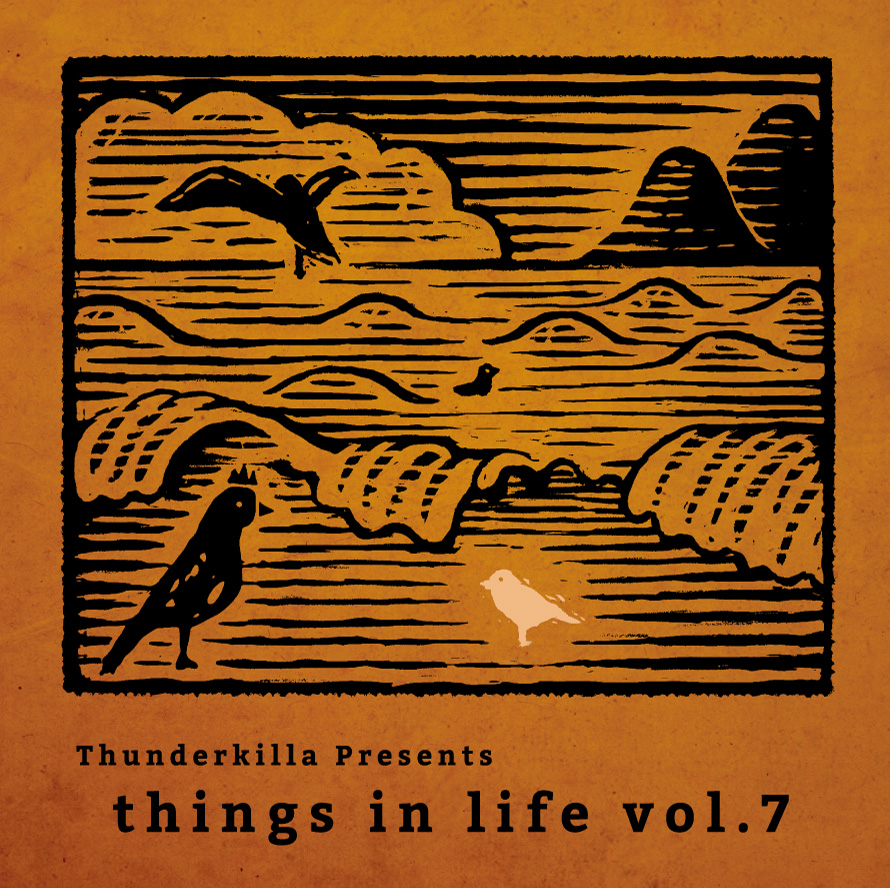 'Things In Life Vol.7' by Thunderkilla [Mix-CD]