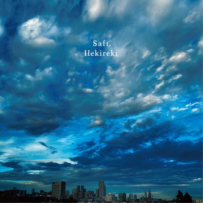 'Hekireki' by Safi with Cutsigh & Assan [CD]